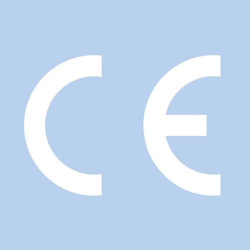 Het EG type onderzoek, de certificering en het CE keurmerk garanderen een volledig veilig product dat met een opvoerhoogte tot 3 meter in alle EG-landen mag worden gebruikt.