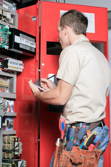 Snelle en efficiënte serviceverlening bij storingen is bij een lift van groot belang.